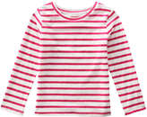 Joe Fresh Toddler Girls' Print Tee, Pink (Size 2)