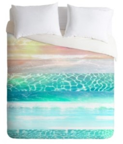 Deny Designs Iveta Abolina By The Poolside I Twin Duvet Set Bedding