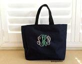 Etsy Bridesmaid tote bags, monogrammed tote bag, personalized tote bag, wedding tote, bridesmaid totes, m