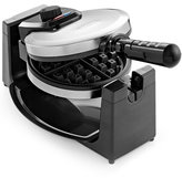 B.ella 13991 Polished Stainless Steel Rotary Waffle Maker
