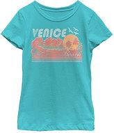 Fifth Sun Tahiti Blue 'Venice Beach' Tee - Toddler & Girls