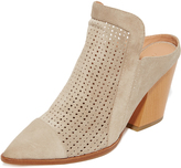 Sigerson Morrison Marry Suede Mules