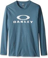 Oakley Men's Bark Repeat L/S T-Shirt