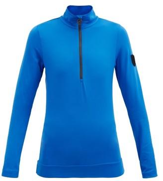 Toni Sailer Wieka Half-zip Jersey Thermal Top - Blue