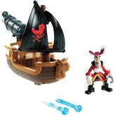 Fisher-Price Disney Jake and the Never Land Pirates Captain Hook's Battle Boat by