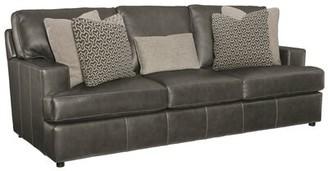 Bernhardt Winslow Leather Sofa