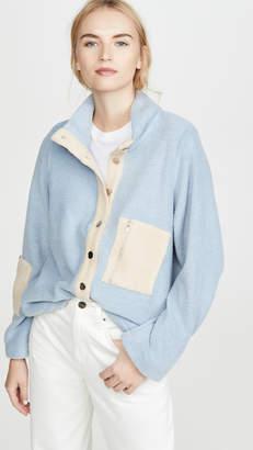 Line & Dot Calli Fleece Jacket