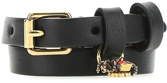 Alexander McQueen Spider Pendant Buckle Bracelet