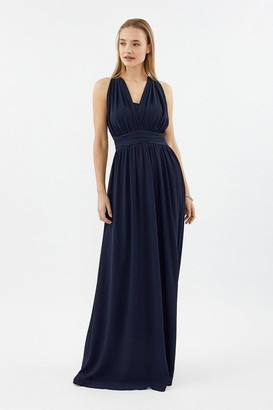 Coast Multi Way Sheer Back Maxi Dress