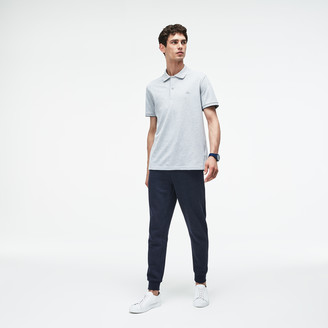 Lacoste Men's Motion Cotton And Wool Fleece Sweatpants