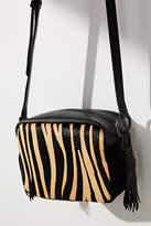 Maliparmi Tracollina Zebra Crossbody Bag
