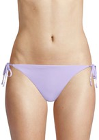 Kisuii Skinny Tie Bikini Bottom