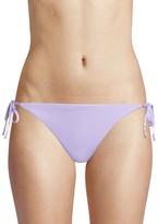 Skinny Tie Bikini Bottom