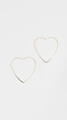 Jules Smith Designs Love Me Hoop Earrings