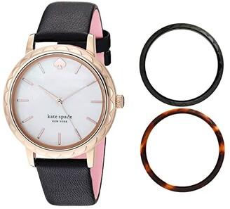 Kate Spade Metro - KSW1556B (Black) Watches