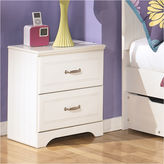 Signature Design by Ashley Lulu 2-Drawer Nightstand
