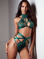 The Victoria's Secret Designer Collection Strappy High-waist Thong