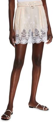 Miguelina Liana Lace Shorts