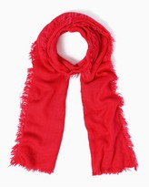 Charming charlie Fresh Air Fringe Scarf