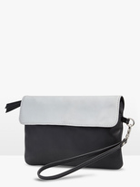 Oxford Rebecca Leather Clutch