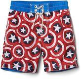 Gap babyGap | Marvel© Captain America swim trunks
