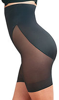 TC Fine Shapewear Sheer Shaping Hi-Waist Thigh Slimmer