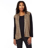 Tradition Women's Animal-Print Jacket
