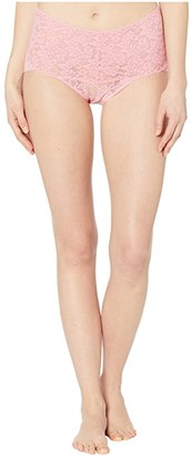 Hanky Panky Retro Lace Retro V-Kini (Pink Lady) Women's Underwear