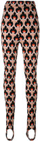 Marni 'Portrait' printed leggings - women - Cotton/Polyamide/Viscose - 40