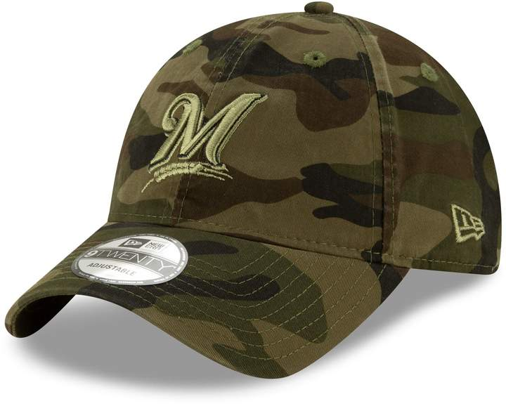 best sneakers 1e465 0ecea Milwaukee Brewers Hat - ShopStyle