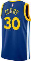 Nike Men's Golden State Warriors NBA Stephen Curry Icon Edition Connected Jersey