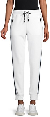 Karl Lagerfeld Paris Side Tape Jogger Pants