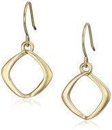Kenneth Cole New York Gold-Tone Drop Earrings