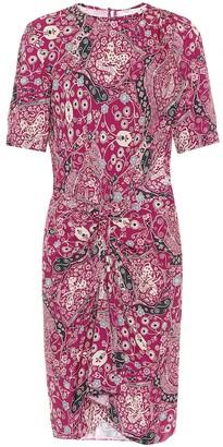 Etoile Isabel Marant Bardeny floral dress