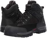 Wolverine Amphibian 6 Amphibian Composite Toe EH WP Boot (Black) Men's Boots