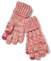 Gap Cable knit smartphone gloves