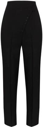 Coperni Capri high-waisted trousers