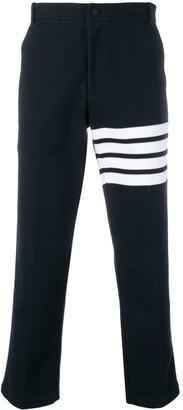 Thom Browne 4-bar Tech Piqué Chino Trousers