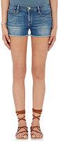 Frame Women's Le Cutoff Shorts-BLUE