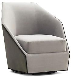 Mitchell Gold Bob Williams Jewel Return Swivel Chair