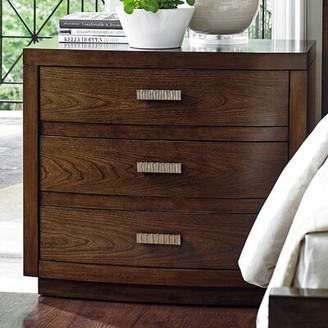 Lexington Laurel Canyon 3 - Drawer Bachelor's Chest in Brown
