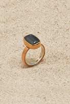 Mr. Blackbird Copper Hematite Ring