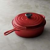 Le Creuset Cast-Iron Saute Pan
