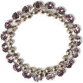 Ralph Lauren Double-Row Crystal Necklace
