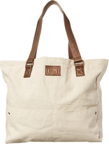 Rusty Bliss Out Beach Bag Natural