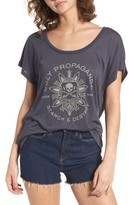 Obey Women's Think & Create Graphic Tee
