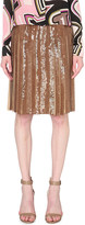 Emilio Pucci Sequinned silk skirt