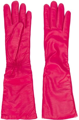 P.A.R.O.S.H. Three-Quarter Length Gloves