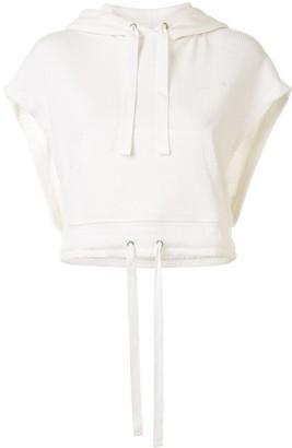 The Upside Ezi sleeveless hoodie