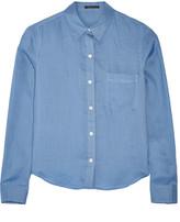 Theory Tianmer ramie shirt